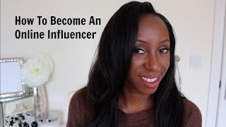 Video How to Become An Online Influencer & Get Noticed By Big Brands | Style With Substance download MP3, 3GP, MP4, WEBM, AVI, FLV Januari 2018