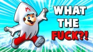 TOP 5 Unnötigsten POWER-UPS in Super Mario Spielen!
