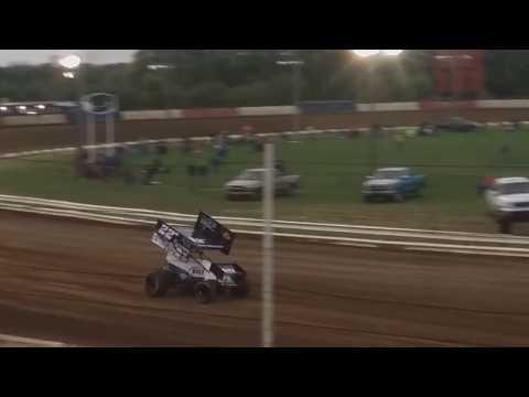Dan McCarron Qualifying  Terre Haute Action Track