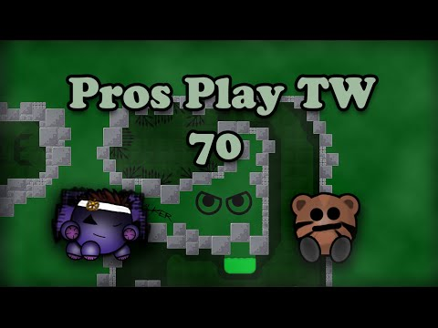 Teeworlds - Pros play TW 70: Pooply Agony