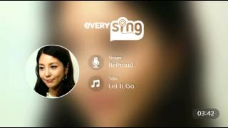 [everysing] Let It Go