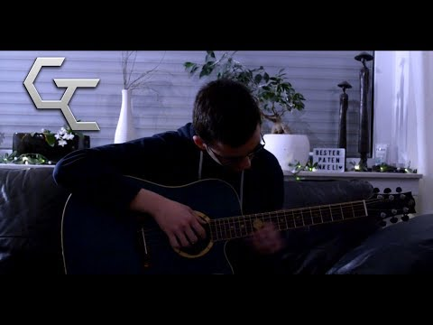 Guilty Crown - KRONE (OST) [Fingerstyle Cover by Simon's Guitar Blog]