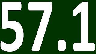КОНТРОЛЬНАЯ  АНГЛИЙСКИЙ ЯЗЫК ДО ПОЛНОГО АВТОМАТИЗМА С САМОГО НУЛЯ  УРОК 57 1 УРОКИ АНГЛИЙСКОГО ЯЗЫКА