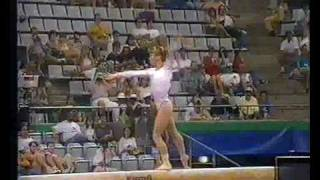 1992 Olympics - Gymnastics Compulsories.. Part 5 - a different perspective.....