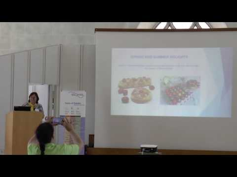 Tastes of Danube - project partners from Soroptimist Club Ruse