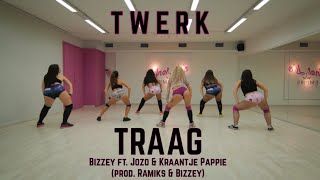 Traag- Bizzey ft. Jozo & Kraantje Pappie by Anel Li |Twerk Stars Team|