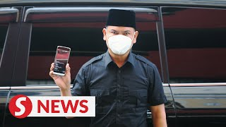 Sg Besar Umno chief Jamal Yunos claims trial to two counts of sharing offensive content