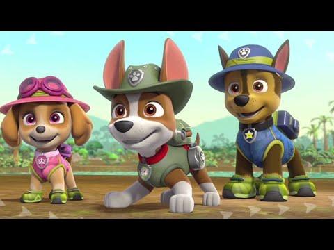 Щенячий патруль новые серии игра мультик для детей про щенков