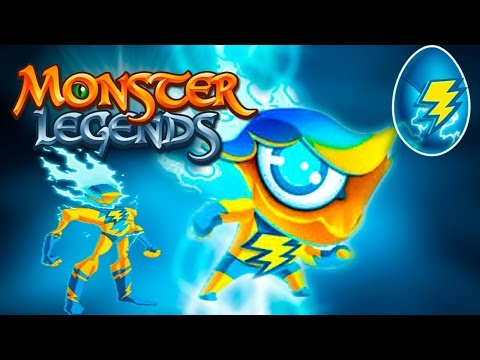 monster legends  como fazer o voltaik :(