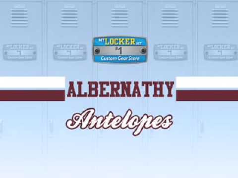 Abernathy High School, Antelopes,Abernathy, Texas