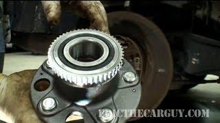 Re: 1996 Rl Rear Wheel Bearing Replacement -Ericthecarguy