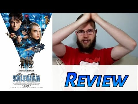 Valerian and the City of 1,000 Planets - Movie Review