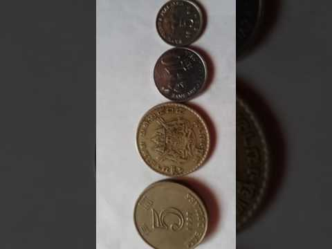 Currency of other country