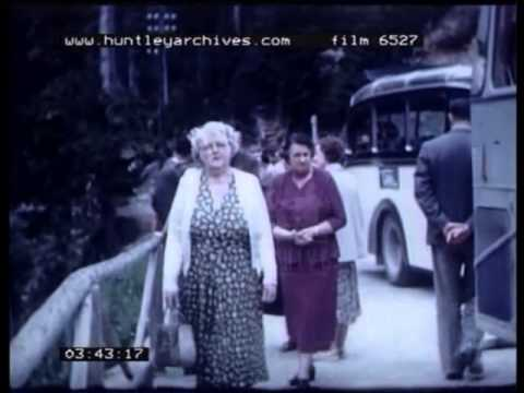 Austria and Venice trip in the 1950's, film 6527