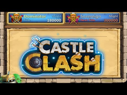 Castle Clash: SBB The Dominator!