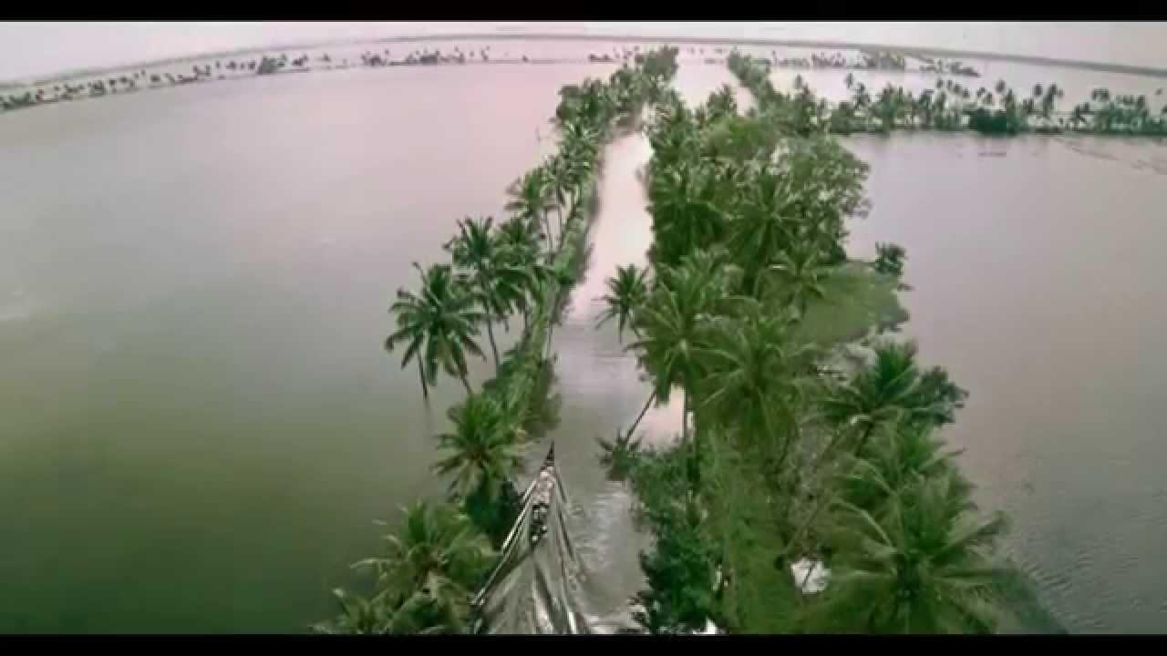 KERALA TOURISM Great Back Waters  TVC