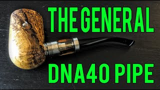 The General ~ DNA40 ~ Electronic Pipe