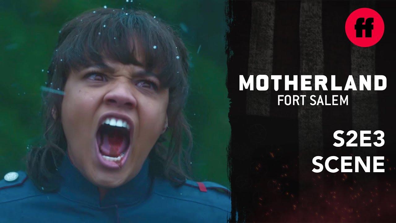 Download Motherland: Fort Salem Season 2, Episode 3 | Abigail Goes Too Far | Freeform