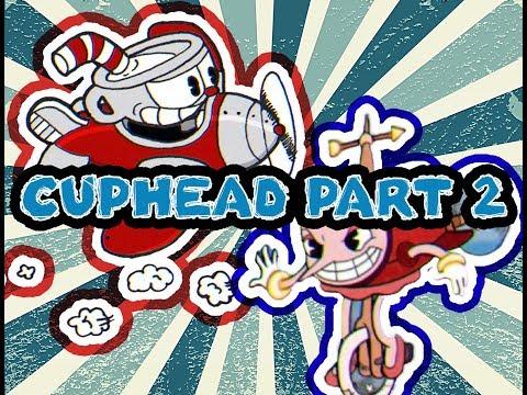 傑少玩CUPHEAD - Part 2