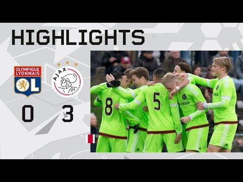 Highlights Olympique Lyonnais U19 - Ajax U19 (Youth League)
