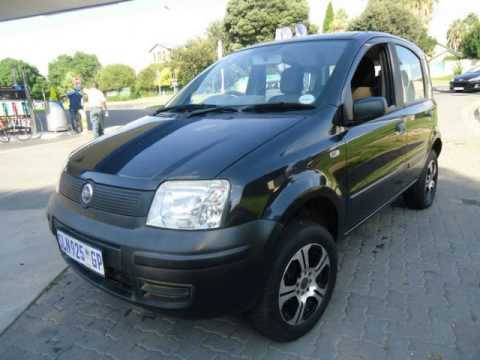 2005 fiat panda 1 2 4x4 climbing auto for sale on auto trader south africa youtube. Black Bedroom Furniture Sets. Home Design Ideas