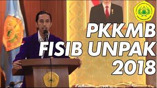 PKKMB FISIB Universitas Pakuan 2018