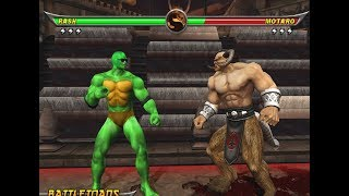 Mortal Kombat Armageddon RASH - (VERY HARD) - (PS2)【TAS】