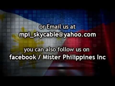 Mister Philippines 2013 Teaser 11 at 2GO The Hub, (2010-2011-2012-2013)