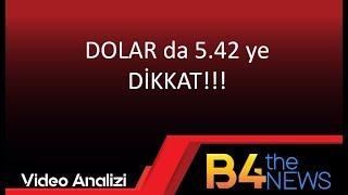 Dolar 5.42 Yi Aşabilecek Mi??