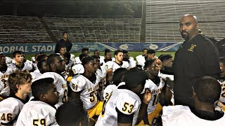 """St. James vs Madison Prep """"2nd Rd of the 3A Playoffs"""""""