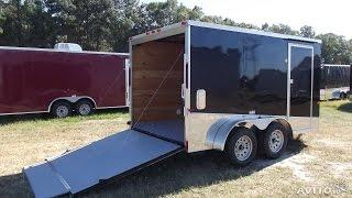 Американский прицеп Lark trailer. Электрическая тормозная система прицепа. ЦЛП АРИВА.