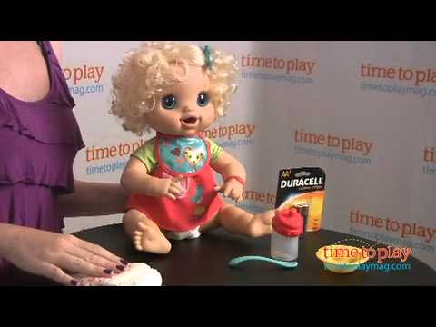 My Baby Alive From Hasbro
