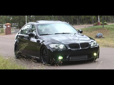 How to MHD  Flash stage 2  n54 BMW  e90 335i xdrive marathon