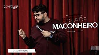 Moisés Loureiro - Festa de Maconheiro (Comedians Comedy Club) thumbnail