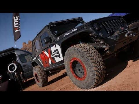 XD Series Wheels at Easter Jeep Safari