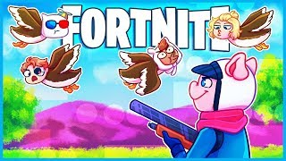 *NEW* DUCK HUNT GAME in Fortnite Creative Mode! (Fortnite Funny Moments & Fails)