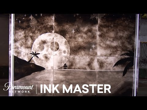 Flash Challenge Preview: Up In Smoke: Part III - Ink Master, Season 6