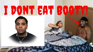Argument about me Eating A$$ | PRANK (Pointless)