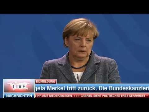 Eilmeldung Merkel