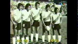FUTBOL ARGENTINO: River Plate Campeon Metropolitano 1975