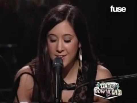 Vanessa Carlton - A Thousand Miles (live)
