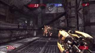 Unreal Tournament 3 - Team Deathmatch - Turbine (Playstation 3)