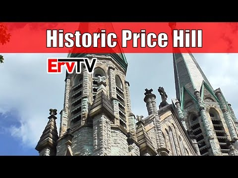 ▶ Cincinnati's Historic Price Hill Incline District - AV203
