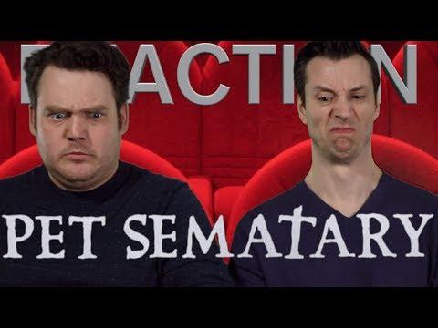 Pet Sematary - Trailer Reaction