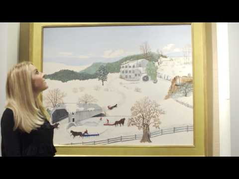 Winter Antiques Show 2017 with Miller Gaffney
