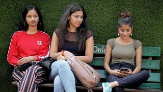 Annu Singh: Watching P*RN in Public Prank | Hilarious Reaction | Prank in India | Pranks in {BRbhai}