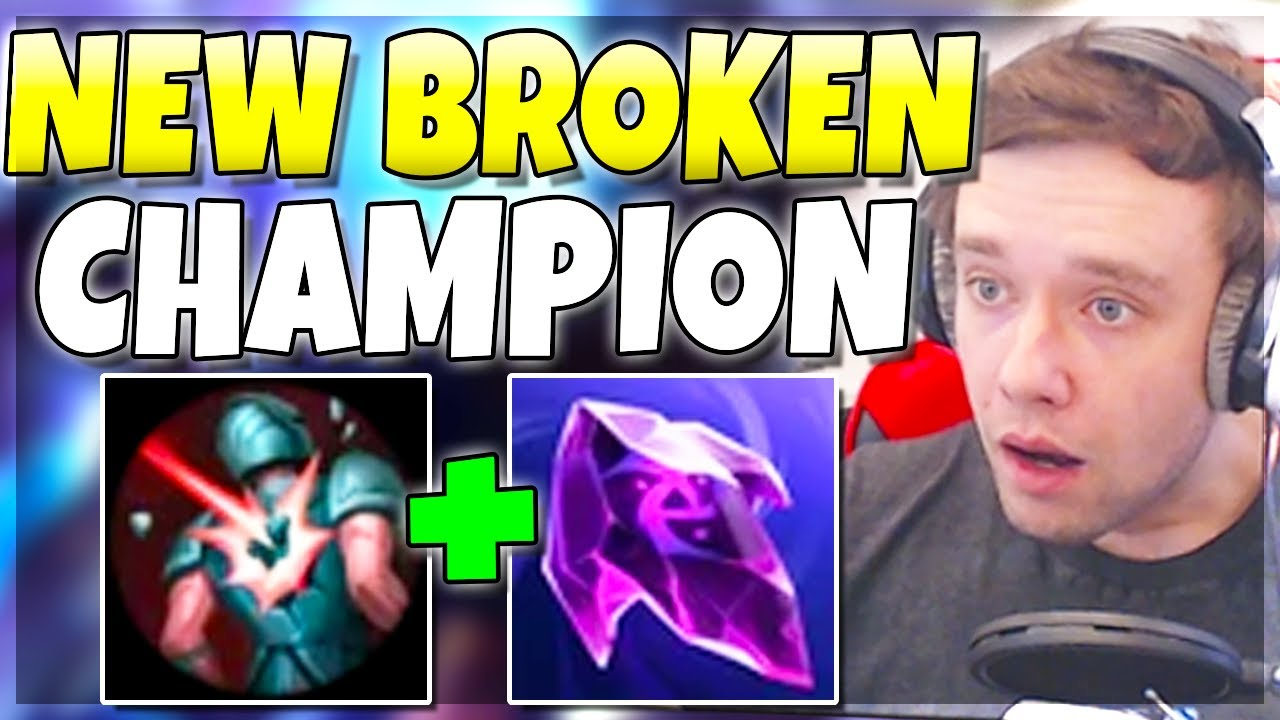 Riot DUN MESSED UP BIG!! This champ is SUPER OP Now - League of Legends