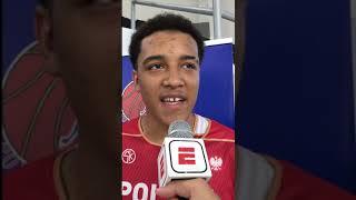 Jeremy Sochan: 2019 FIBA U16 European Championship, B Division Interview