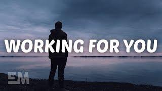 Jake Scott - Working For You (Lyrics)