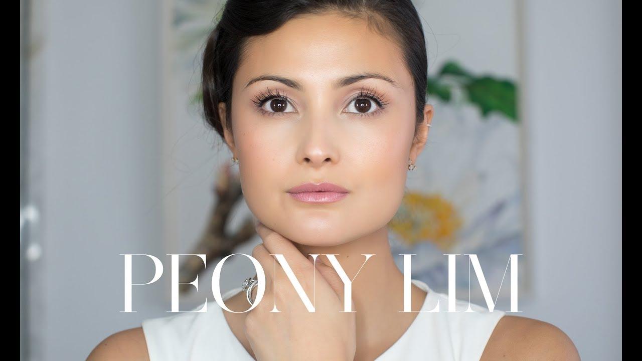 7c3f30cb24c Bridal Wedding Day Makeup Tutorial - PEONY LIM - YouTube